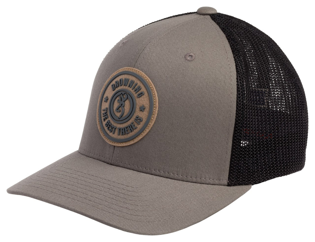 CAP, DUSTED GRAY S/M