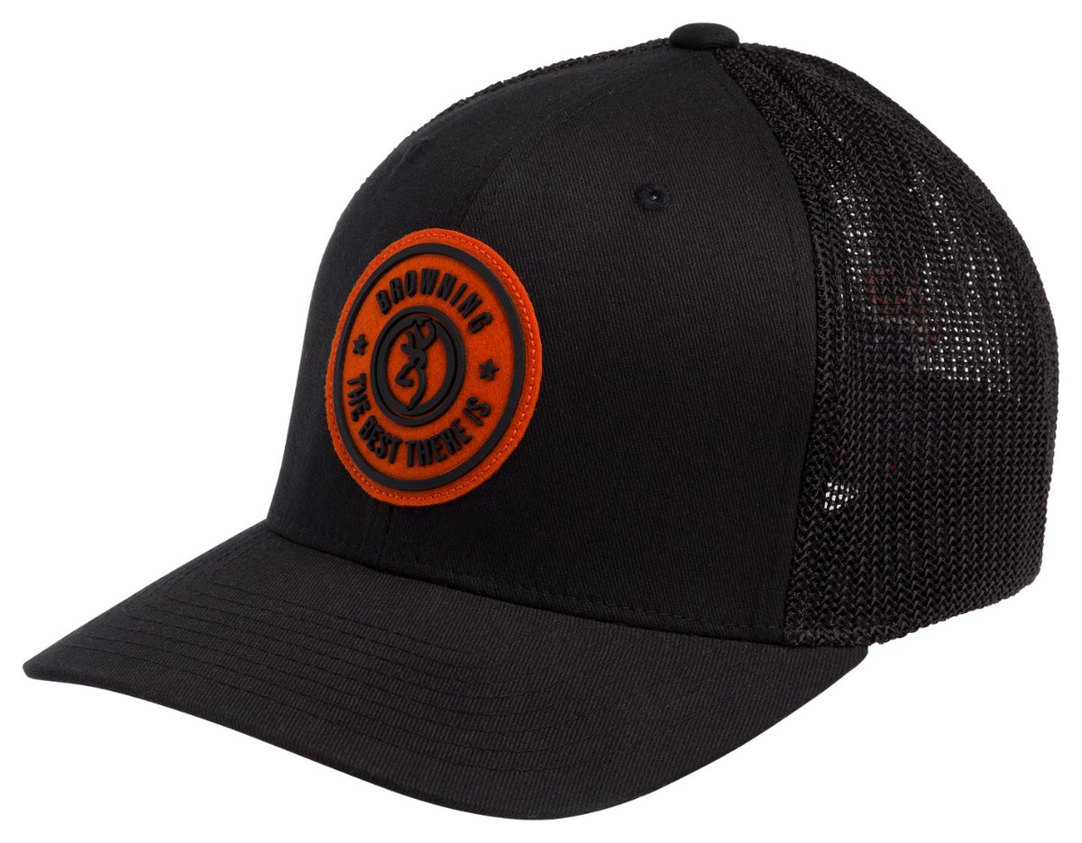 CAP, DUSTED BLACK S/M