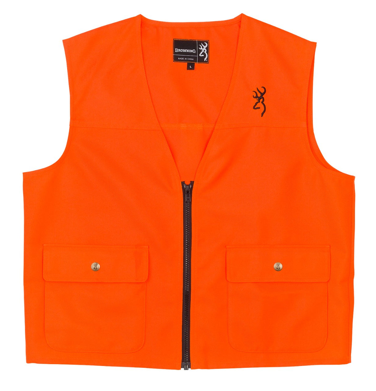 VEST,SAFETY JUNIOR, BLAZE,XL