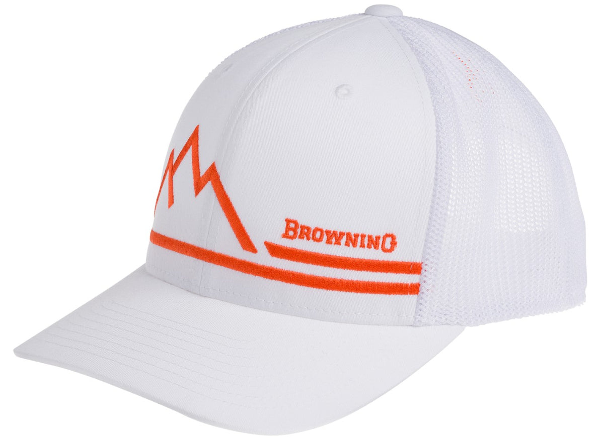 CAP, MOUNTAIN PEAK ORANGE