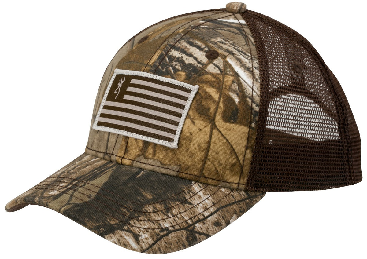 CAP, PATRIOT RTX MESH BACK