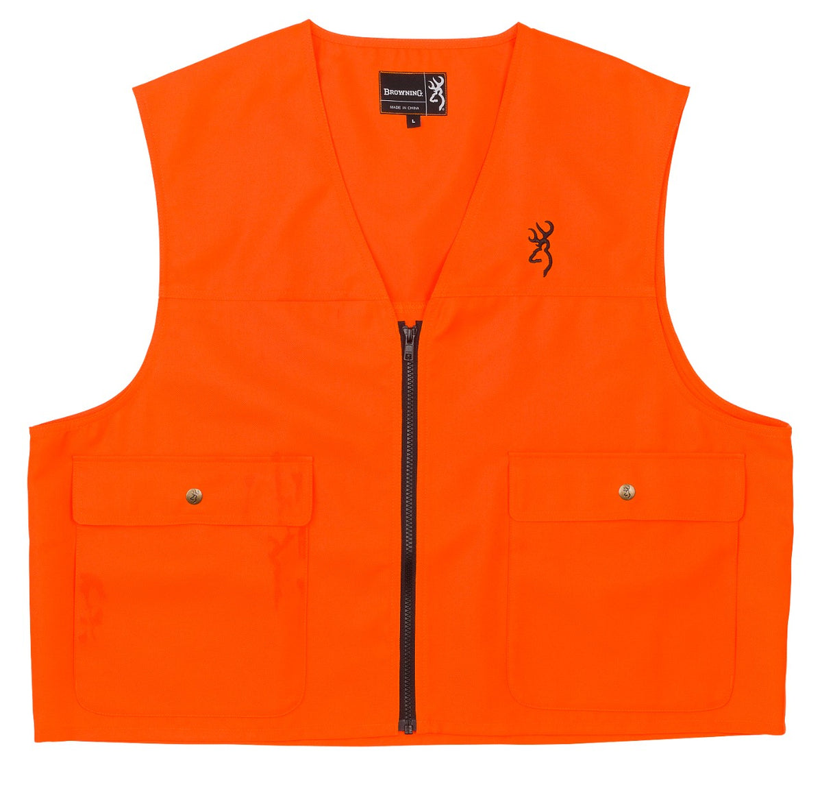 VEST SAFETY, BLAZE,XL