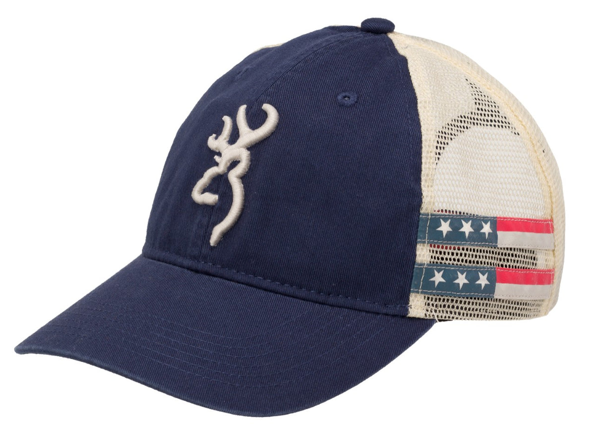 CAP, STAR STRIPES