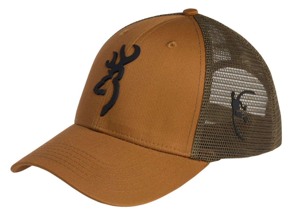 CAP, TRADITION RUST LODEN MESH