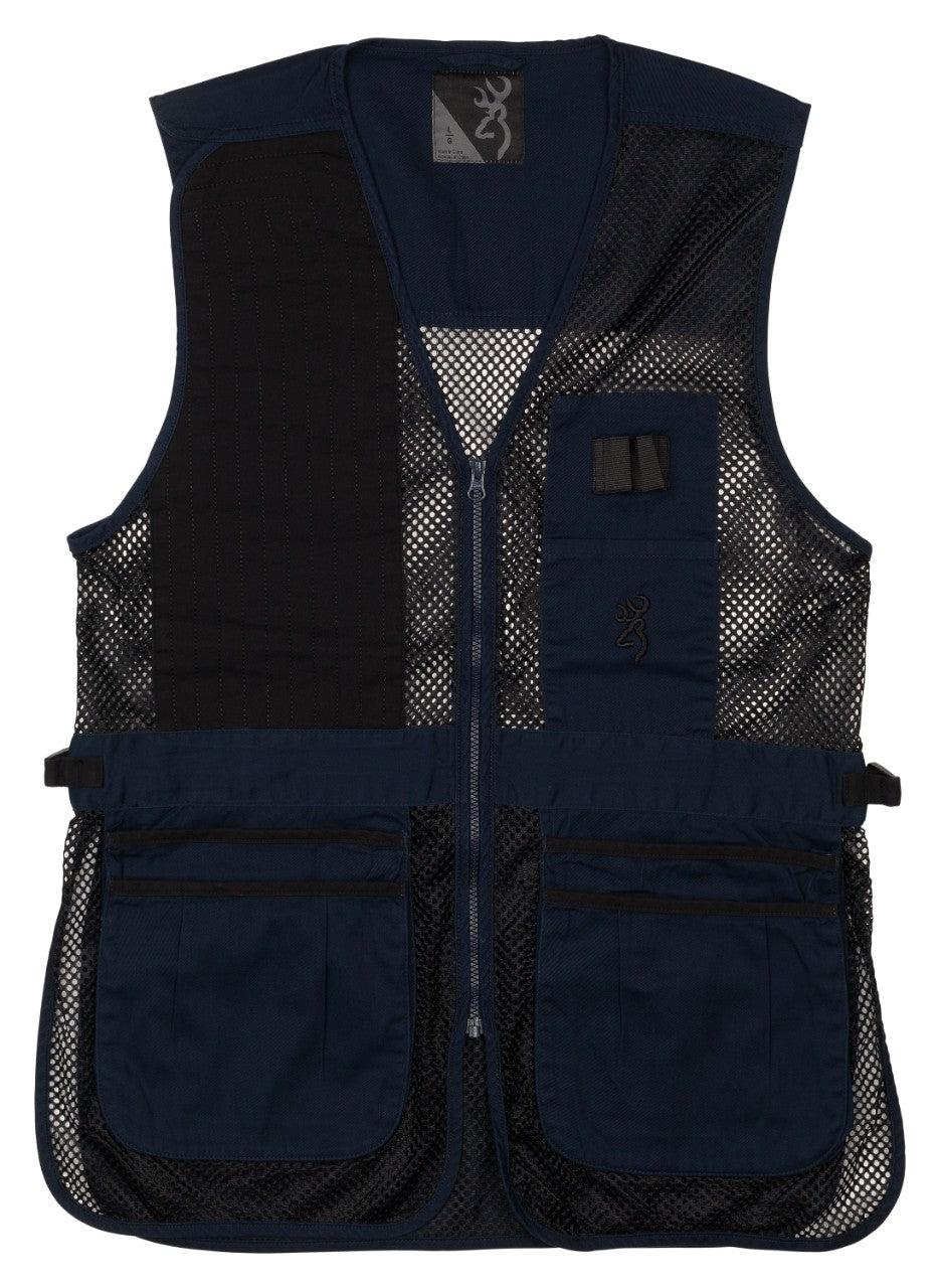 VST,TRAPPER CREEK NAVY/BLACK,3XL