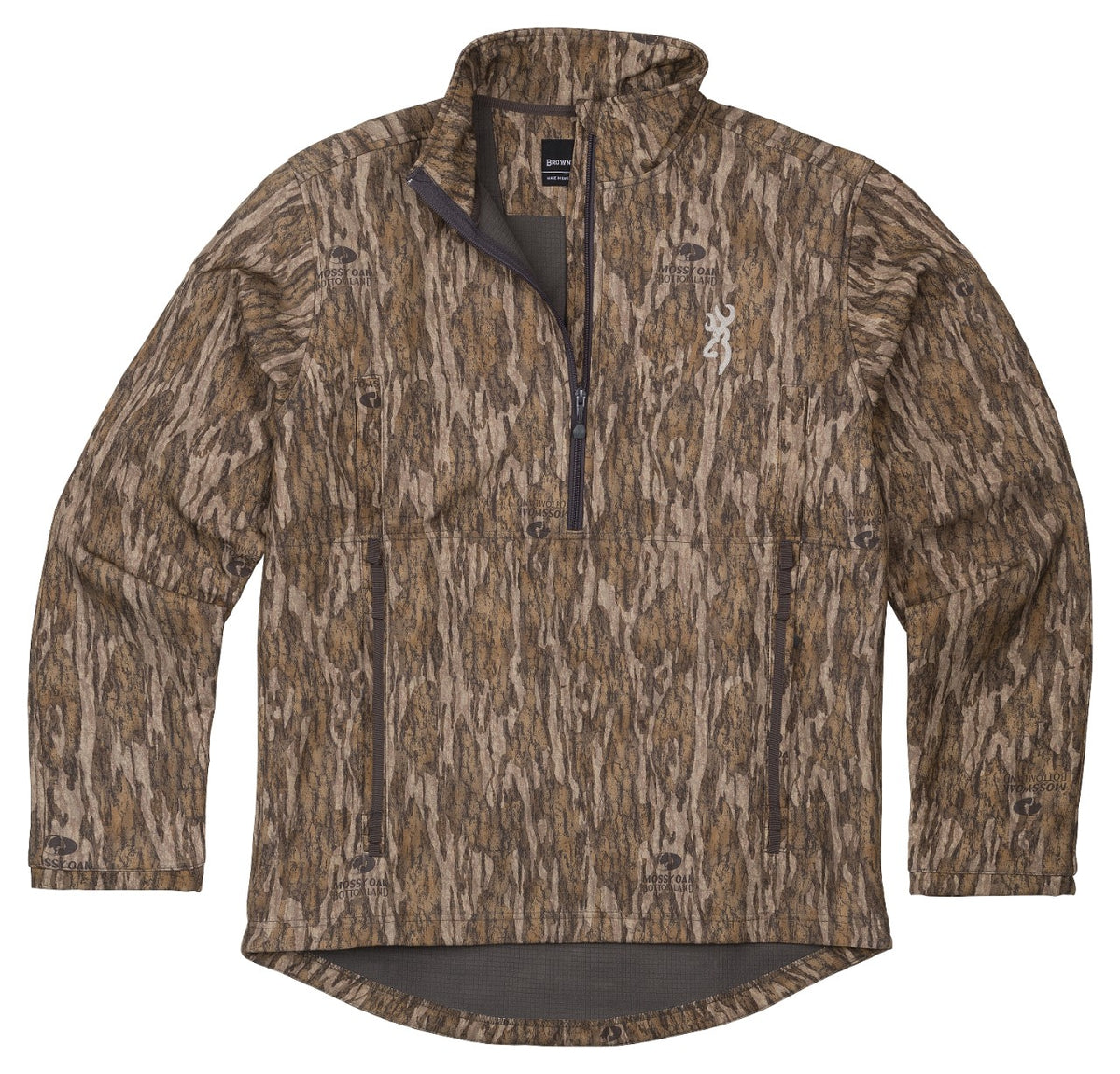1/4 ZIP,WW,SMOOTHBORE,MOBL,XL