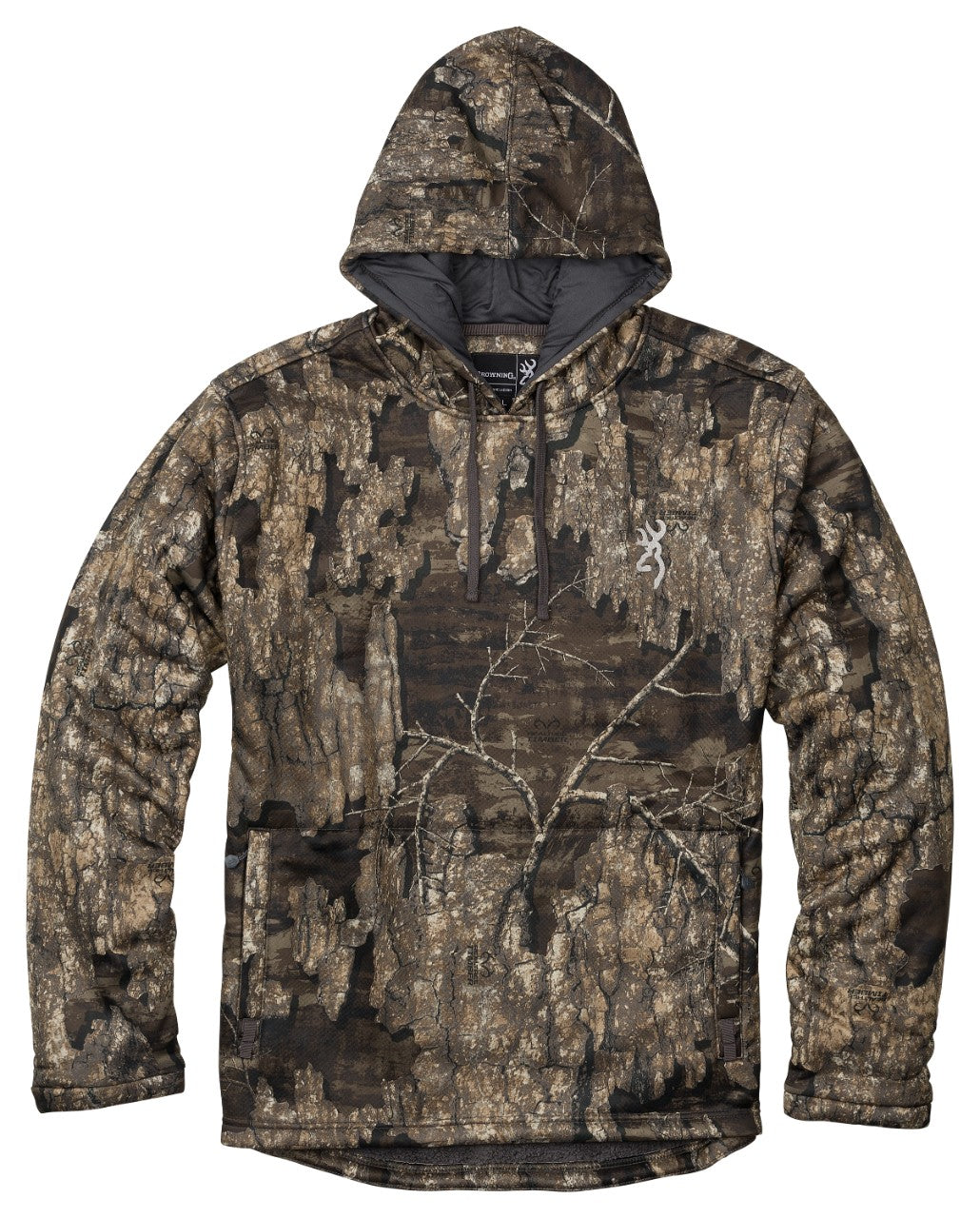 HOOD,WW,HIGHPILE,RTT,3XL