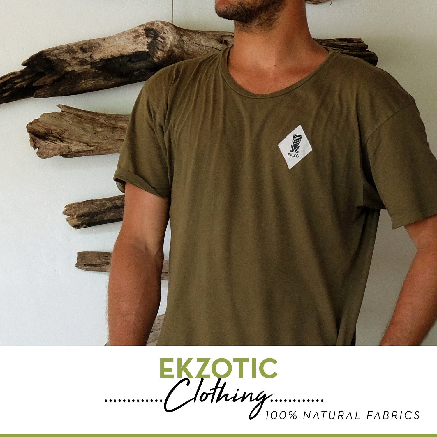 EKZO T-Shirts, Clothing