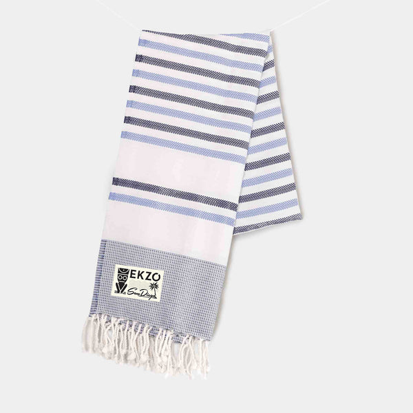 Shades of Lila - Beach Towel
