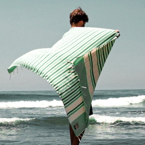 Shades of Tropics - Beach Towel