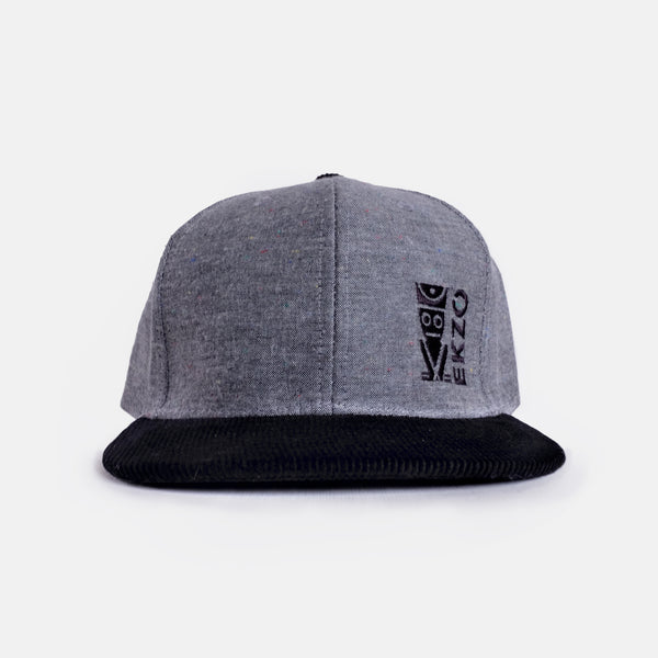 Corduroy Hat - Black