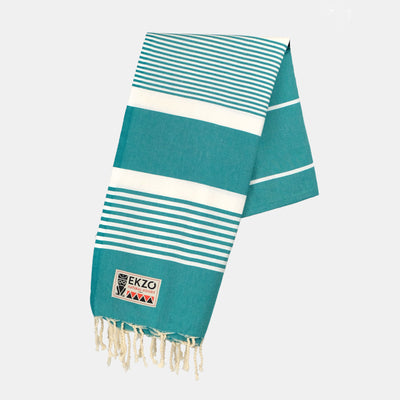 Ocean Spray - Beach Towel - EKZO