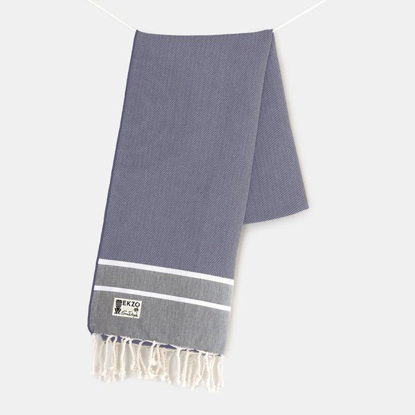 Slate - Beach Towel