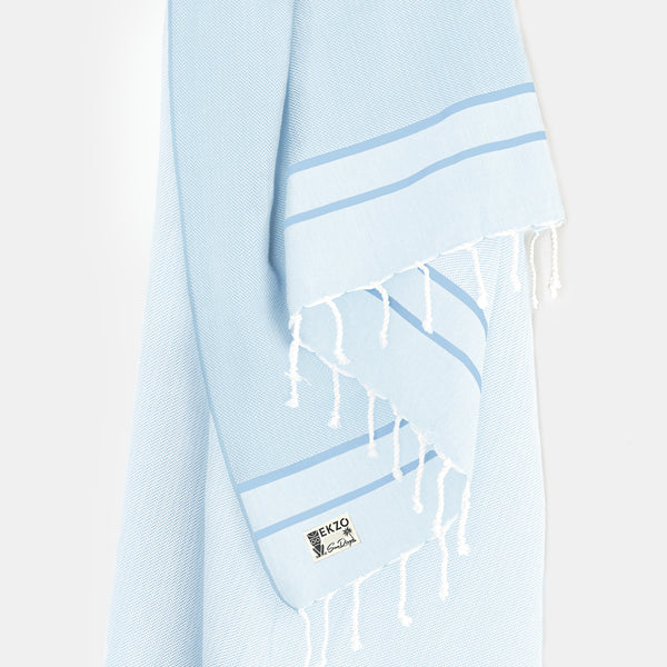 Blue Skies - Beach Towel