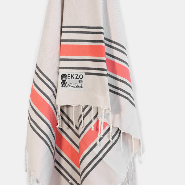 Honeycomb Arrow - Beach Towel - EKZO