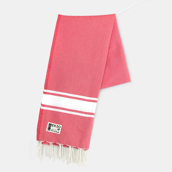 Cherry Pink - Beach Towel