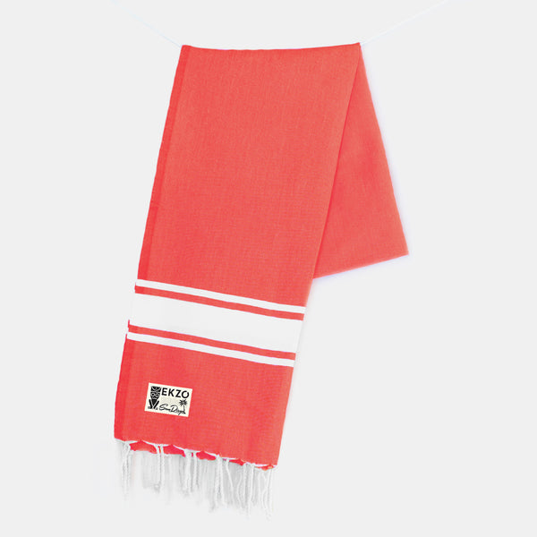 Rouge - Beach Towel - EKZO