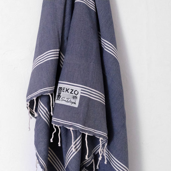 Jeans Rayé - Beach Towel