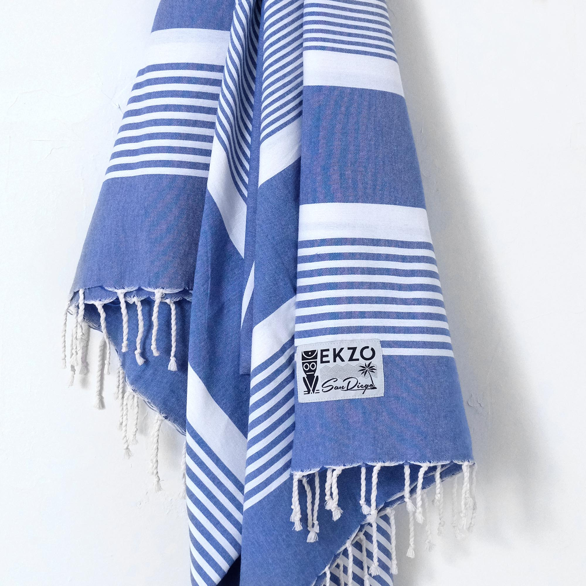 Big Blue - Giant Beach Towel - EKZO