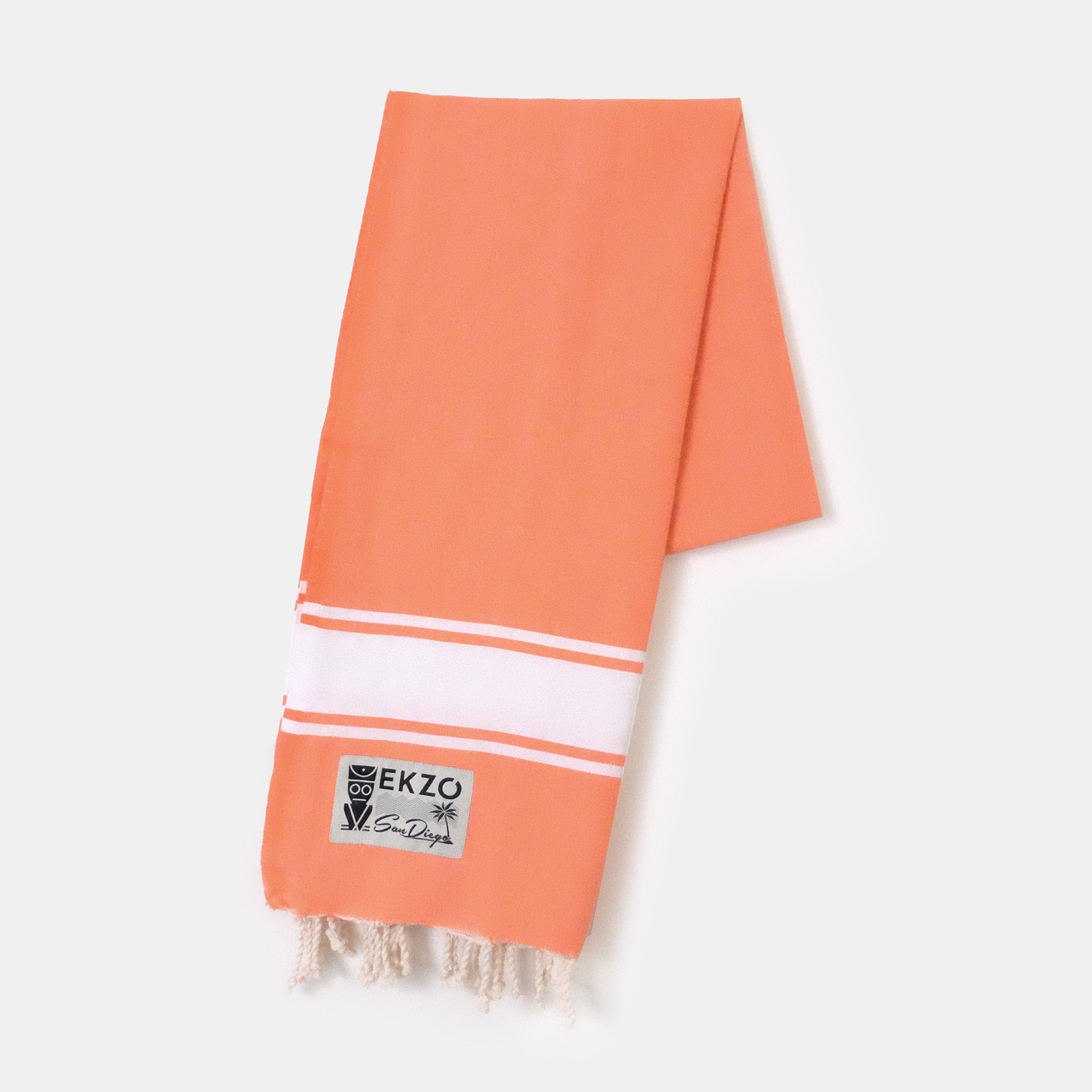 Coral - Beach Towel - EKZO