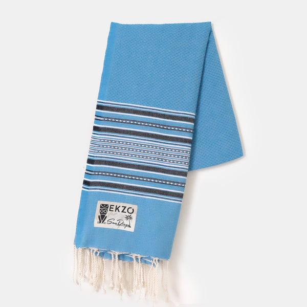 Honeycomb Sub Zero - Beach Towel - EKZO