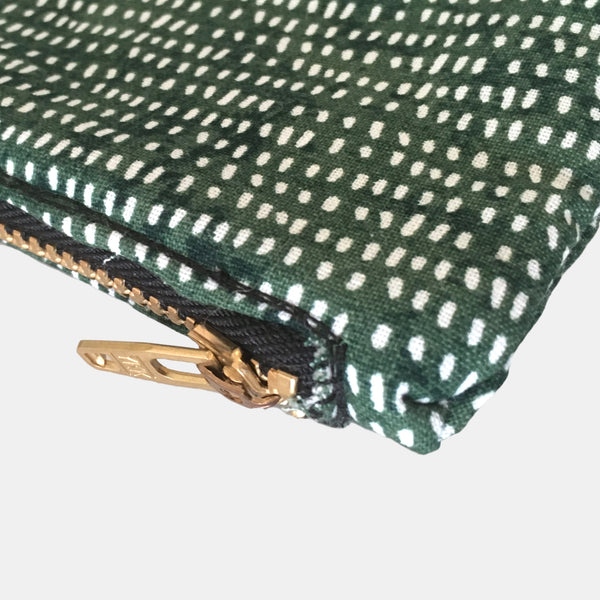 Wallet Pine Dots