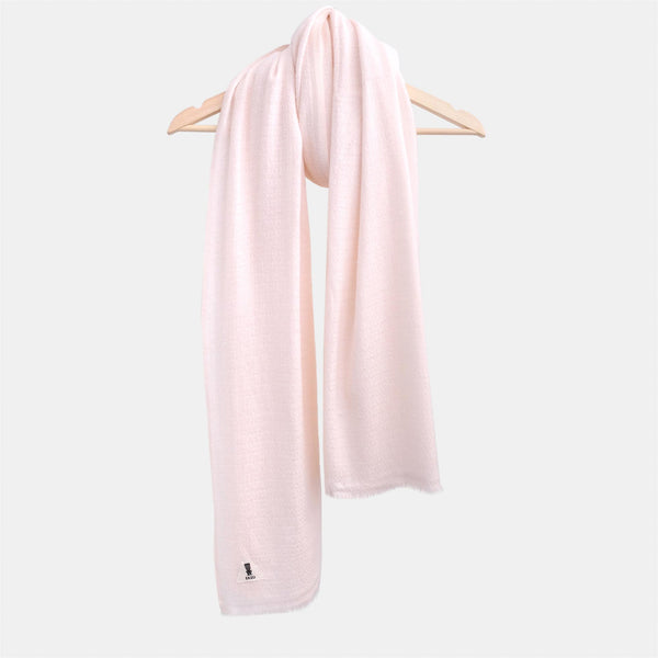 Scarf - Pink Cloud