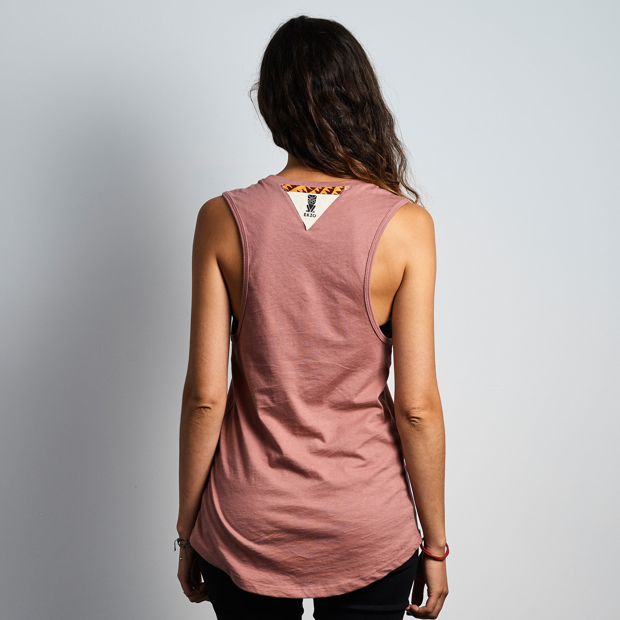 Muscle Tank Rose Gold - EKZO