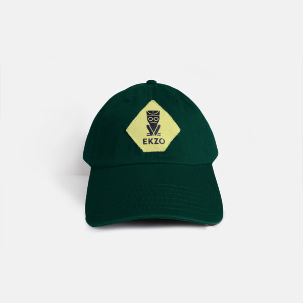 Ekzo Classic Hat - Forest Green