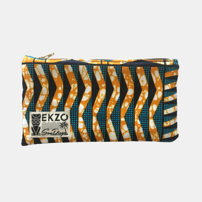 Wallet Golden Blue - EKZO