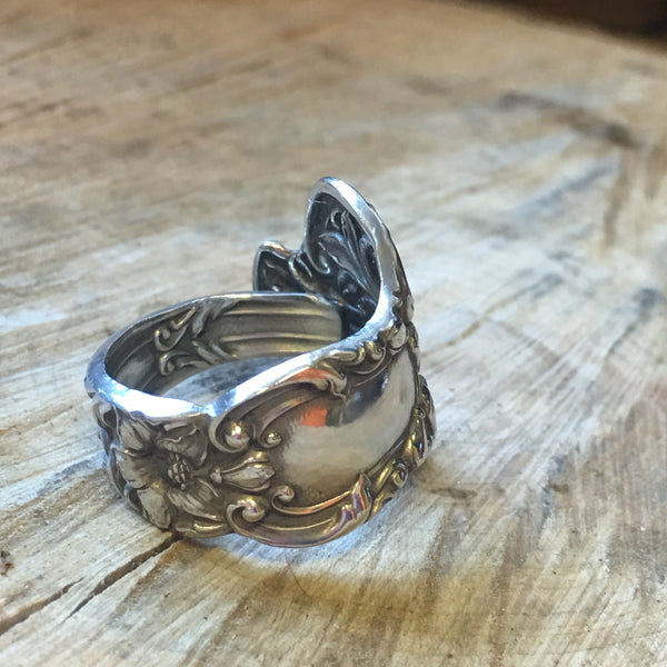 A Beauty of A Lily Statement Ring