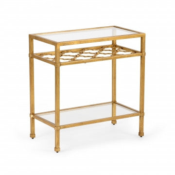 PACIFIC COAST TABLE - GOLD