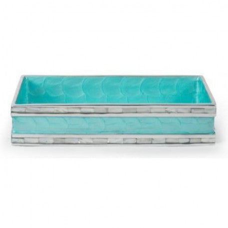 "Classic 9"" Guest Towel Tray"