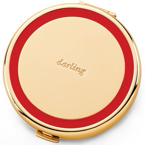 kate spade new york Holly Drive Darling Compact by Lenox