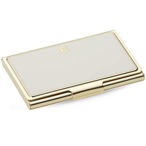 kate spade new york Business Card Holder - E by Lenox