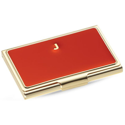 kate spade new york Business Card Holder - J by Lenox