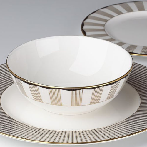 Brian Gluckstein Audrey 3-piece Place Setting by Lenox