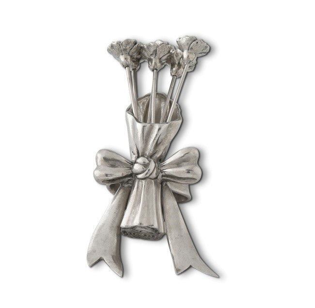 Bouquet Cheese Pick Set