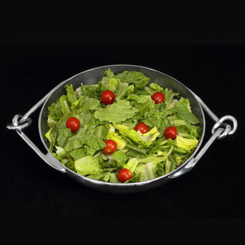 KNOTTY SALAD SERVING BOWL