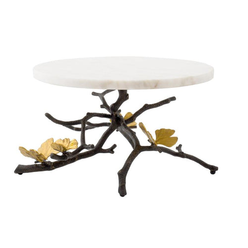 Butterfly Ginkgo Cake Stand