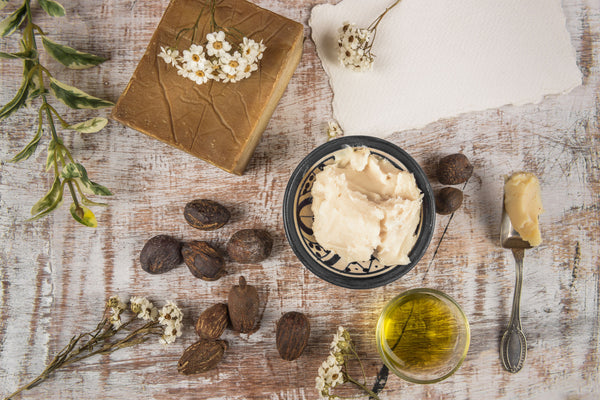 Ingredients In Our Soap: Shea Butter