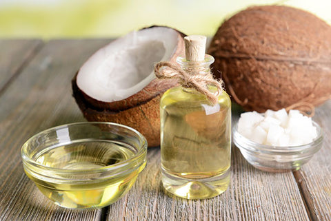 Coconut oil natural remedy