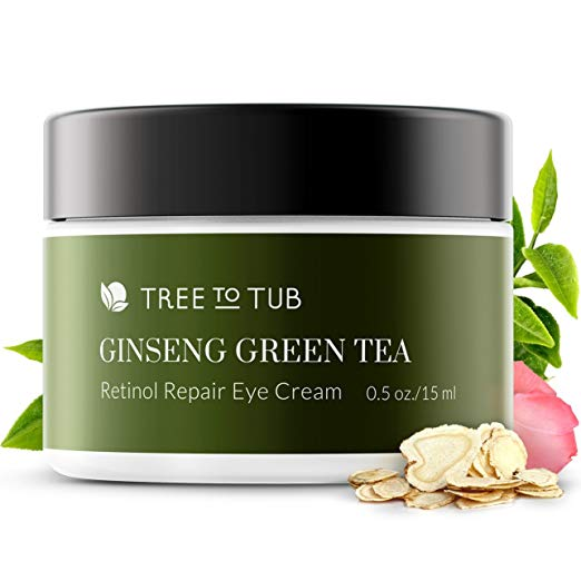 Ginseng Green Tea Eye Cream