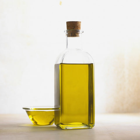 Olive oil-organic hair home remedy