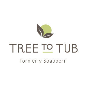 soapberry new logo: Tree to Tub
