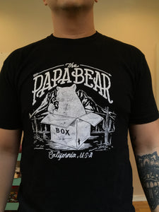Papa Bear Box Classic T-shirt