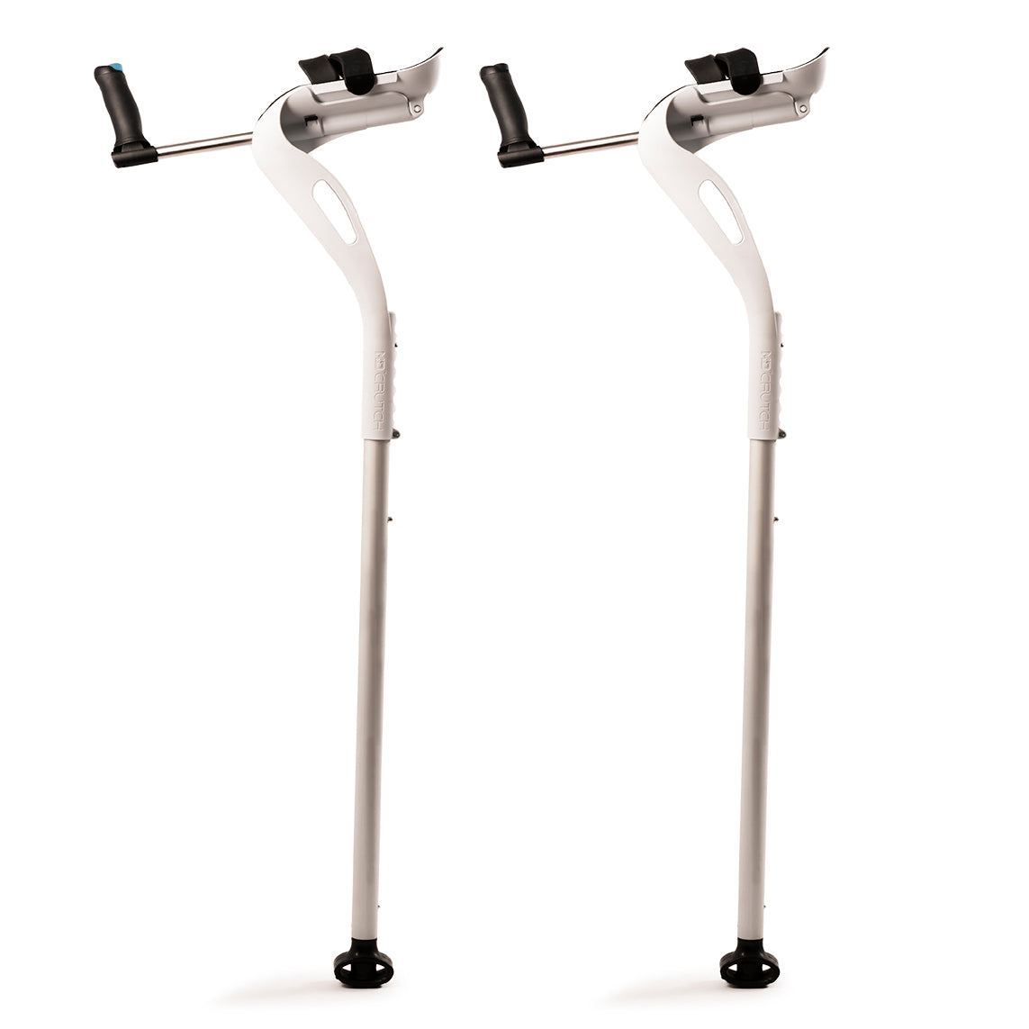 Pair of M+D Crutches