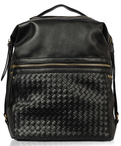 Trendy Stud Fashion Backpack
