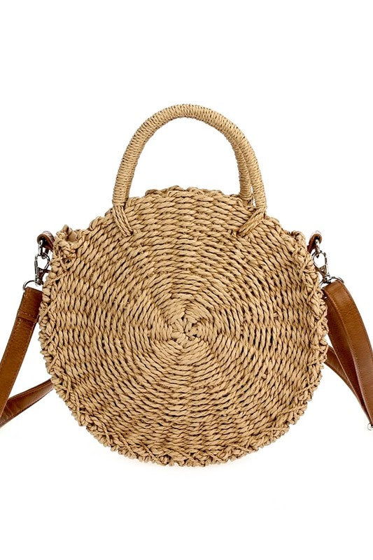 Spring Into Summer Tote in Tan