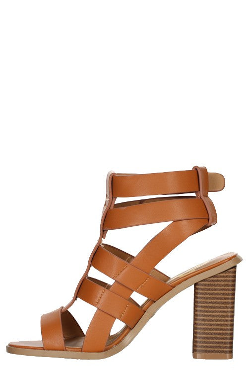 Out In the City Neutral Heel